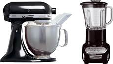 KitchenAid Artisan Mixer og blender